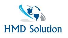 logo hmd solution